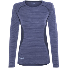 Bergans Snoull - Sous-vêtement Femme - bleu